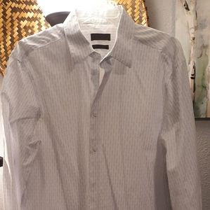 Calvin Klein  Slim Tall Dress Shirt